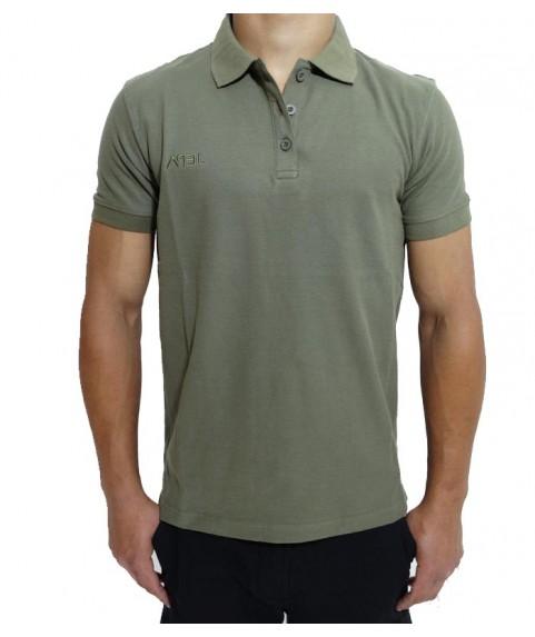 Ανδρική Polo Μπλούζα Khaki
