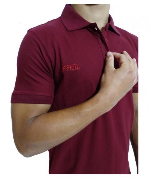 Ανδρική Polo Μπλούζα Victorious Red