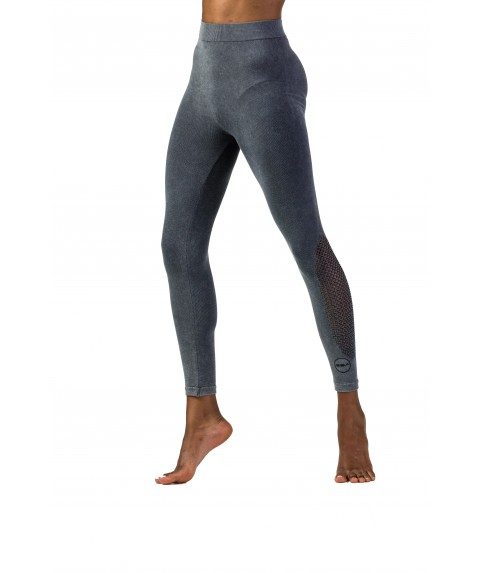 GSA HYDRO SEAMLESS LEGGINGS CHARCOAL