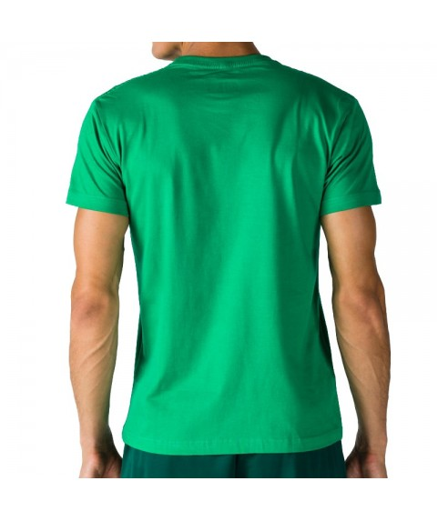 THE ORIGINAL GREEK FREAK Men T-Shirt Celtic Green
