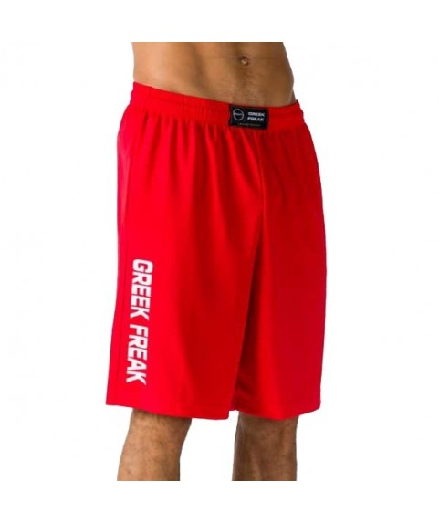 GSA GREEK FREAK SHORTS RED