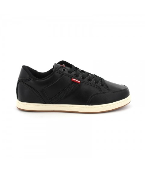 Levi's Men's Sneakers Cypress Shoes Regular Black