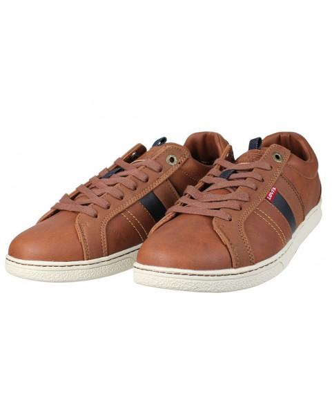 Ανδρικό sneaker Brown
