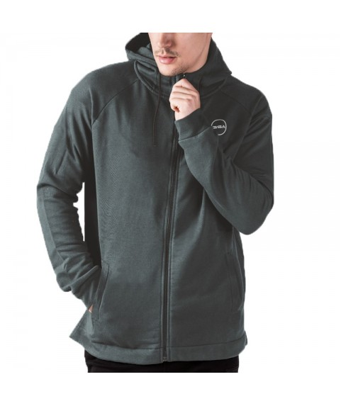 GSA SUPERCOTTON JACKET CHARCOAL