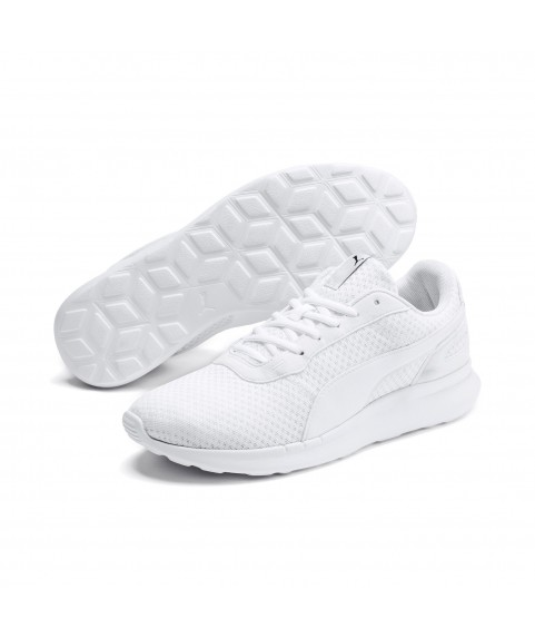 Puma St Activate White