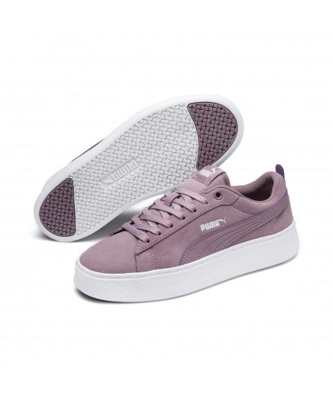 Puma Smash Platform Pink 366488-09