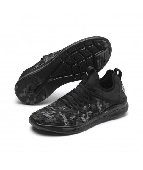IGNITE Flash Camouflage Black