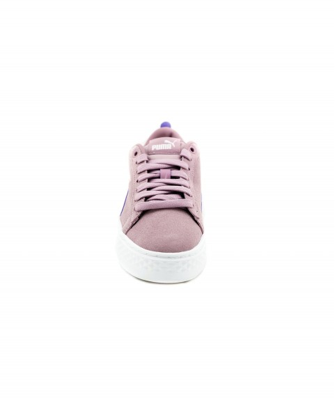 Puma Smash Platform Pink