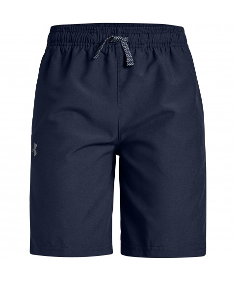 UNDER WOVEN GRAPHIC SHORTS ARMOR BOYS NAVY
